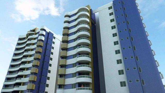 Apartamento Ellegance Atalaia - com 3/4 com 2 suítes e Dependência de Empregada - 113m