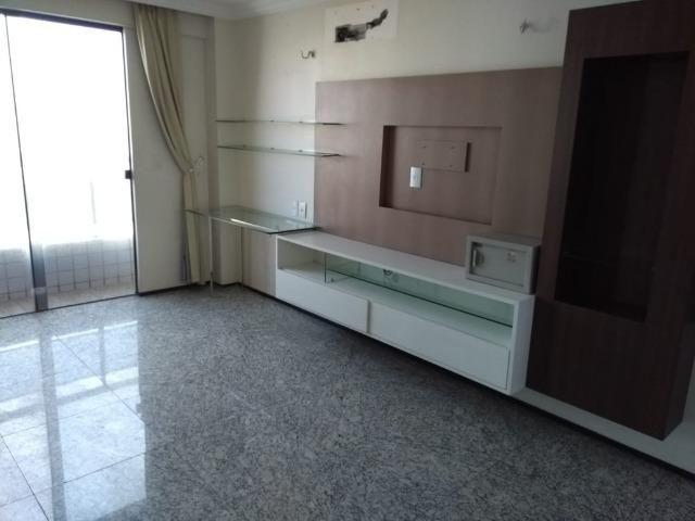 AP0266 - Apartamento 145 m², 3 Suítes, 3 vagas, Ed. Boulevard Silvana, Meireles, Fortaleza - Foto 5