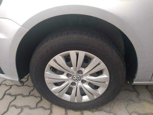 Vw - Volkswagen Voyage 1.6 17/18 Flex - Foto 8