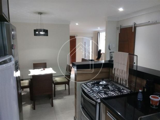 Casa de condomínio à venda com 4 dormitórios em Tijuca, Rio de janeiro cod:823989 - Foto 6
