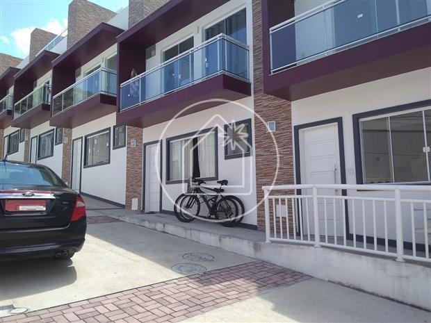 Casa de condomínio à venda com 2 dormitórios cod:827516
