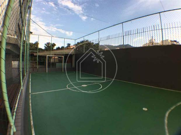 Apartamento à venda com 2 dormitórios em Maracanã, Rio de janeiro cod:810247 - Foto 4