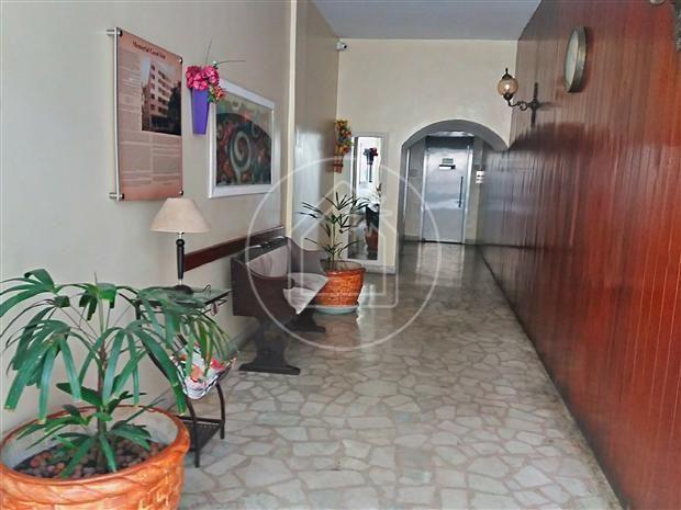 Apartamento à venda com 3 dormitórios em São cristóvão, Rio de janeiro cod:824710