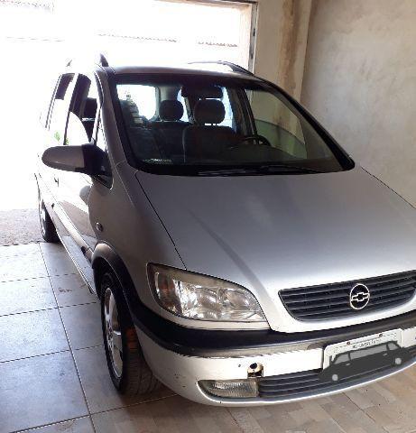 Gm Chevrolet Zafira 20 Cd 20 8v Mpfi 5p Mec 2003 559023169 Olx
