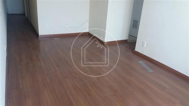 Apartamento à venda com 3 dormitórios em São cristóvão, Rio de janeiro cod:824710 - Foto 9