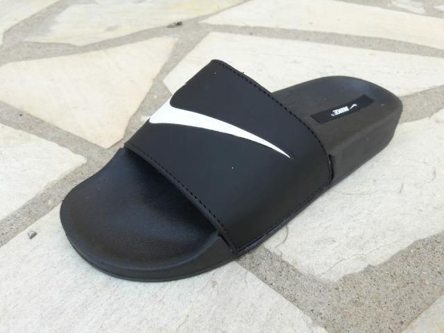 640226df02 Chinelo Nike Just do It Adidas Menor Preço do Brasil Oferta - Roupas ...