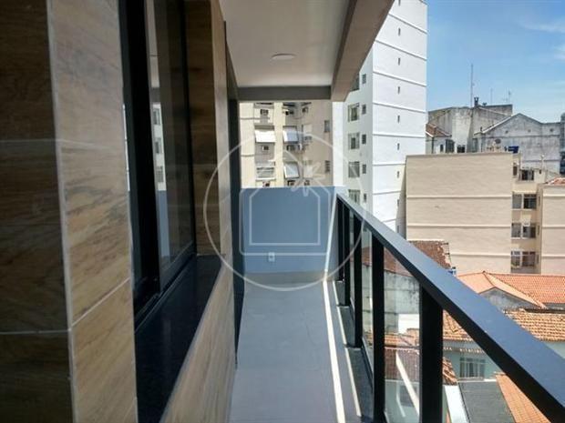 Apartamento à venda com 2 dormitórios em Tijuca, Rio de janeiro cod:793468 - Foto 2