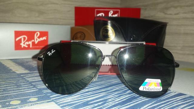 Óculos Rayban 3025 tamanho 58-Motoboy em toda região - Bijouterias ... 306fde16a9ccb