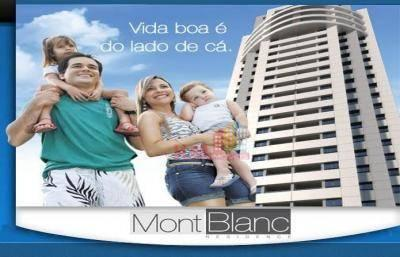 Vende-se cobertura duplex no Residencial Mont Blanc