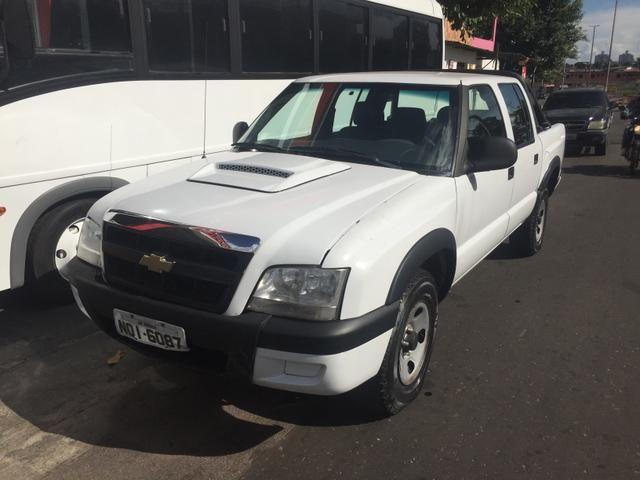 Vendo ou Troc S10 Colina 08/09 a Diesel 4x2