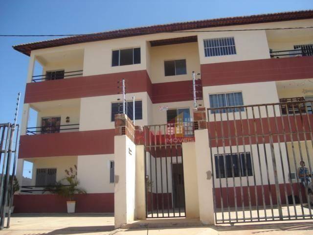 Apartamento residencial à venda, Planalto Treze de Maio, Mossoró.