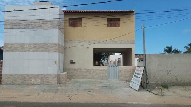 Praia Tabatinga RN 12 apartamentos