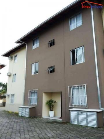 Apartamento à venda com 2 dormitórios em Saguaçu, Joinville cod:IR3311