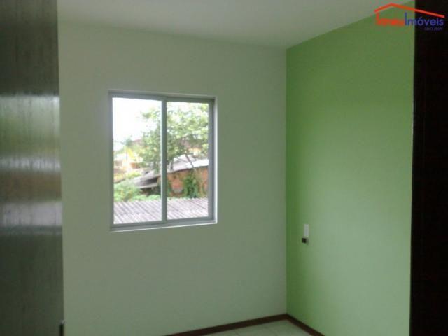 Apartamento à venda com 2 dormitórios em Saguaçu, Joinville cod:IR3311 - Foto 4