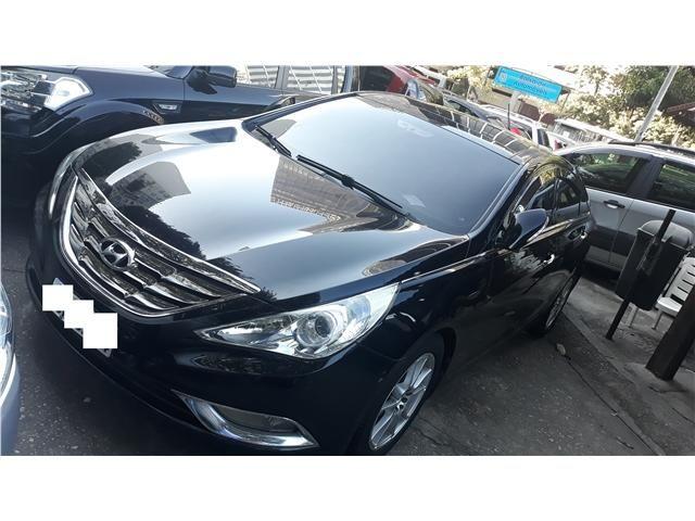 Elegant Hyundai Sonata GLS 2.4 2012 Pouco Uso