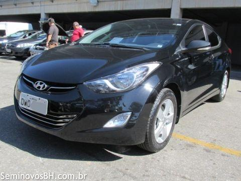 Hyundai Elantra 2.0 Automático Único Dono