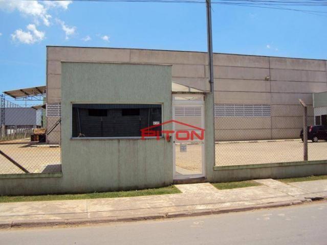 Galpão à venda, 2 m² por r$ 7.500.000 - núcleo industrial vereador alcides celestino filho - Foto 8