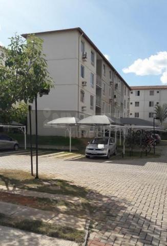 Apartamento para alugar com 2 dormitórios em Setor perim, Goiânia cod:354