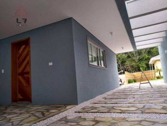 Sobrado com 3 dormitórios à venda, 196 m² por R$ 590.000 - Campo Pequeno - Colombo/PR - Foto 8