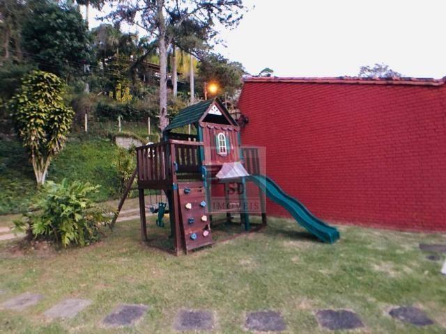Casa com 4 dormitórios à venda, 345 m² por r$ 850.000,00 - albuquerque - teresópolis/rj - Foto 4