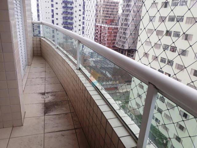 Apartamento para alugar, 82 m² por R$ 2.800,00/mês - Tupi - Praia Grande/SP - Foto 5