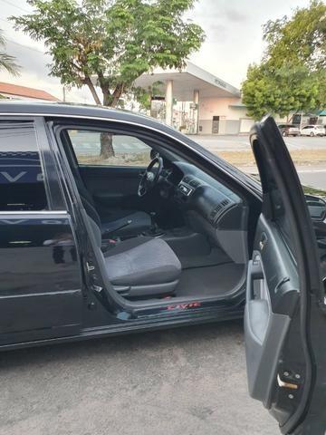 Civic 1.7 LX Gasolina 2001 Repasse! - Foto 10