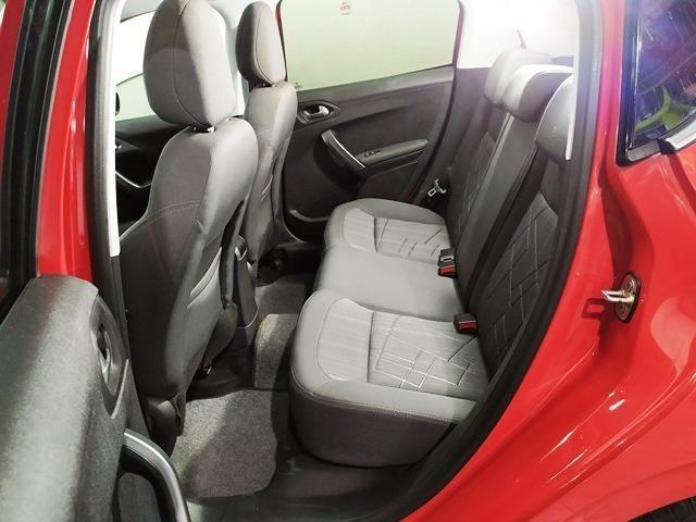 Peugeot 208 1.6 Griffe - 2015 Vermelho - Foto 5