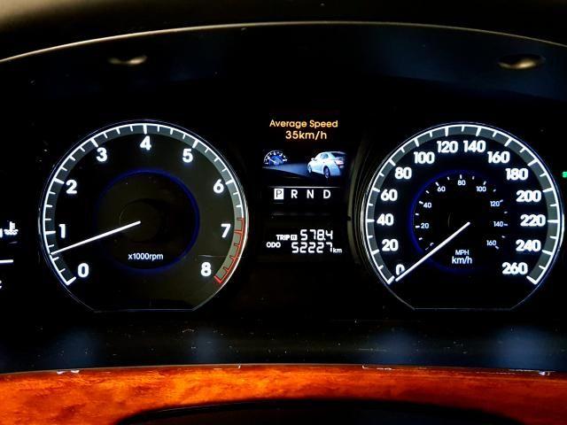 Hyundai EQUUS 4.6 V8 32V 366cv 4p Aut. - Preto - 2012 - Foto 6