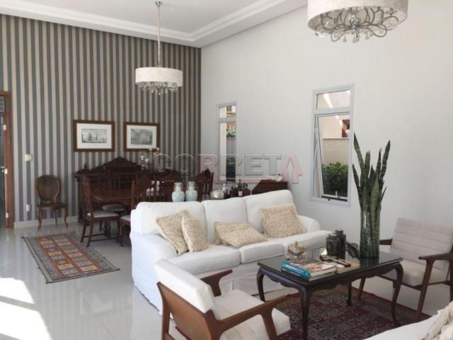 Casa de condomínio à venda com 3 dormitórios em Jardim do prado, Aracatuba cod:V5597 - Foto 5