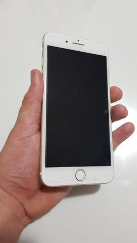 Iphone 7 plus 32gb gold impecavel - Foto 2