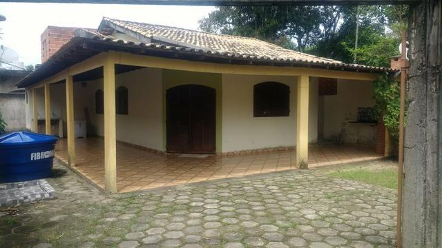 Casa no parque mambucaba