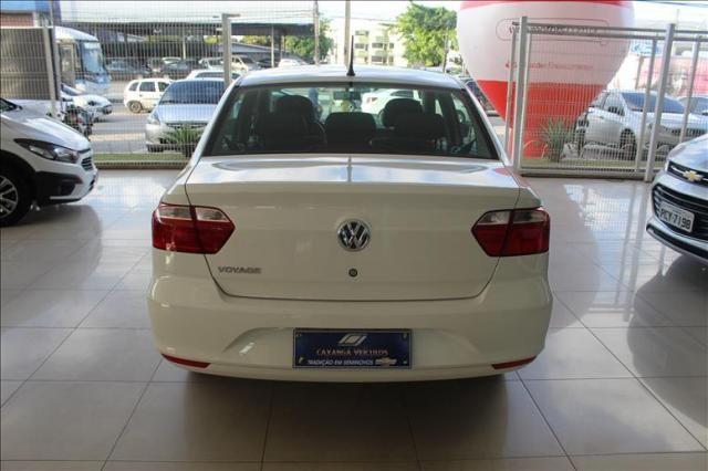 Volkswagen Voyage 1.6 Msi Totalflex Trendline - Foto 10