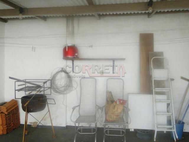 Casa à venda com 3 dormitórios em Vila mendonca, Aracatuba cod:V9917 - Foto 14