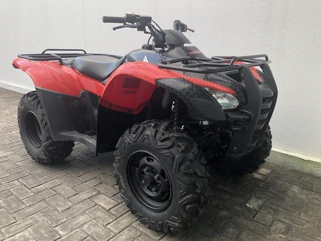 Quadriciculo Honda Fourtrax 420 4x4 2013 - Foto 5