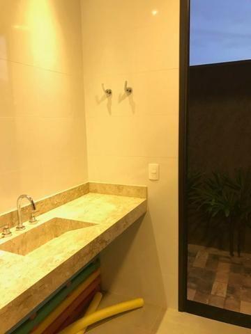 Lindo Sobrado em Condomínio Fechado em Bonfim Paulista com 4 suítes - Foto 2