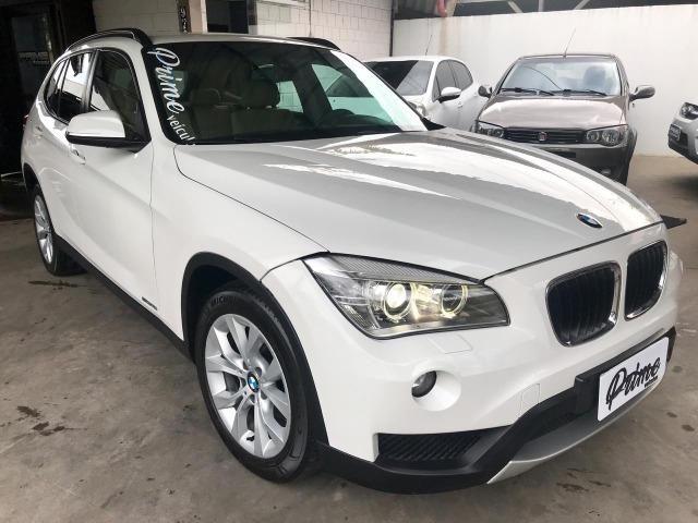BMW X1 18I Sdrive, bem nova! Caramelo