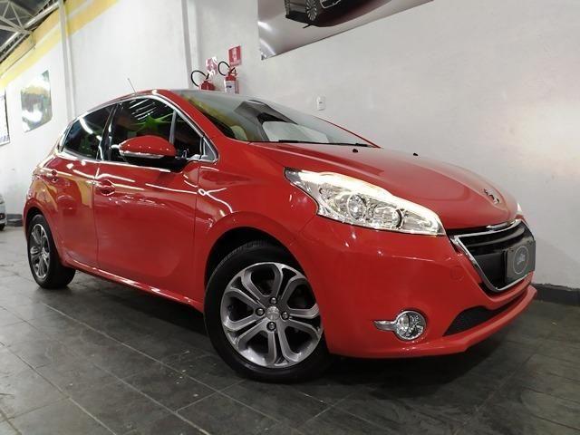 Peugeot 208 1.6 Griffe - 2015 Vermelho