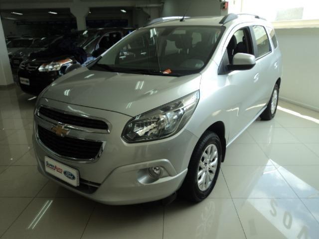 Oportunidade Gm - Chevrolet Spin ltz 1.8 automatico 7 lugares -Ótimo Preço!!! - Foto 2