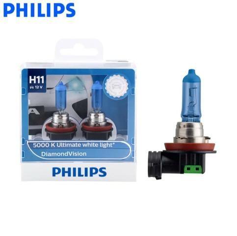 Lâmpada Philips H11, H4 Original Diamond Vision.