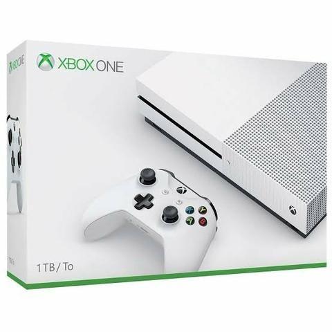 Xbox One S 1TB Melhor preço!! 1 Ano de Garantia