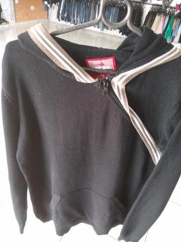 13f7f53a23684 Blusa de frio masculina tam M mto bem conservada - Roupas e calçados ...