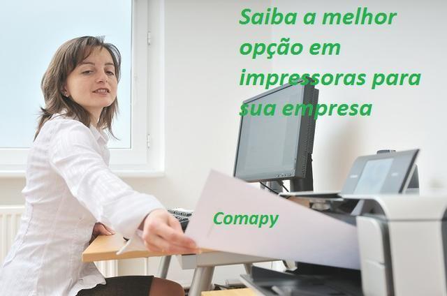 Assistência Técnica de Impressoras e Multifuncionais - Foto 2