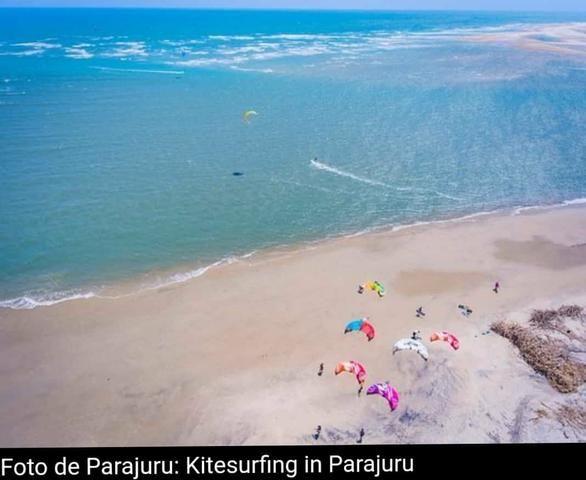Lotes com vista para o mar, na praia de Parajuru parcelas R$ 120 Pé na areia - Foto 6