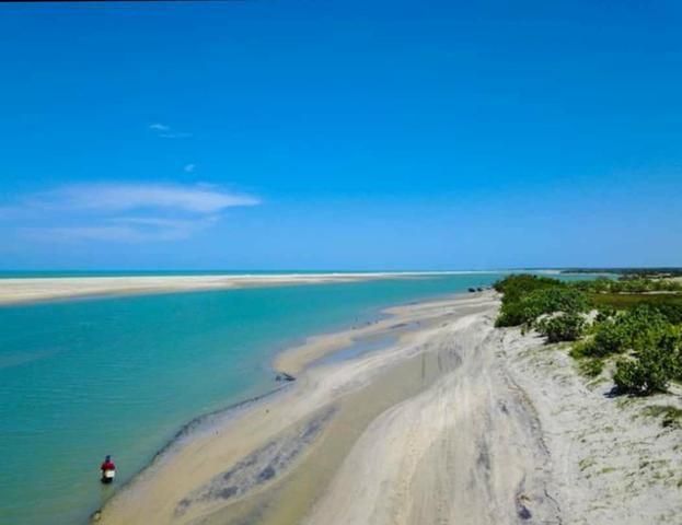 Lotes com vista para o mar, na praia de Parajuru parcelas R$ 120 Pé na areia - Foto 9