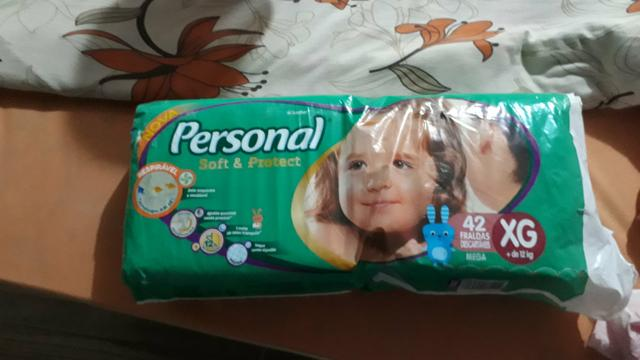 Fralda Personal