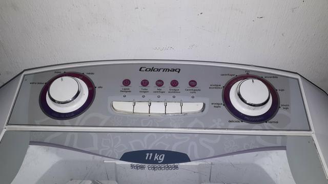 Vende -se máquina de lavar roupas COLORMAQ 11KG