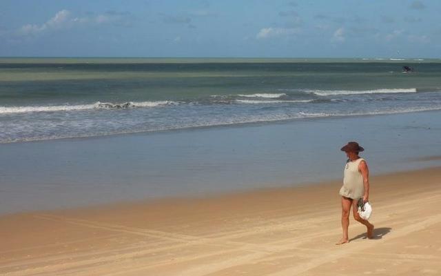 Vendo Área na Beira Mar na Paria de São Miguel do Gostoso - RN - Foto 10