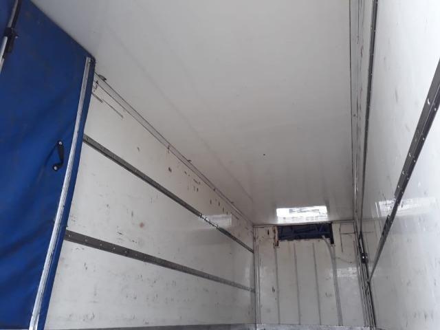 Câmara fria para caminhão