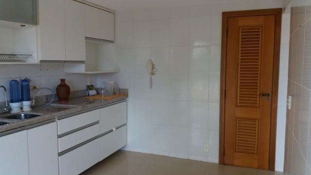 Sobrado 3 quartos, área de lazer completa, aceita permuta apartamento Plano Piloto(-valor) - Foto 8