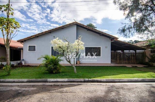 Casa com 4 dormitórios à venda, 262 m² por R$ 499.000 - Santo Afonso II - Vargem Grande Pa